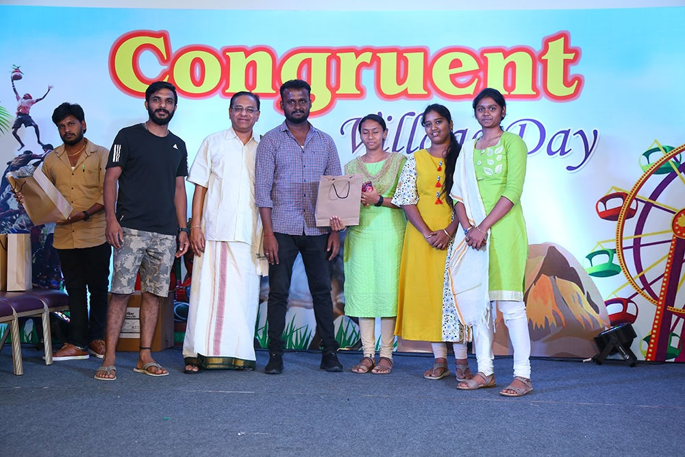 Annual Day - Congruent