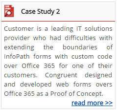 SharePoint Partner Case Study 2