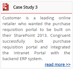 SharePoint Partner Case Study 3