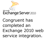 Exchange 2010 Web Service