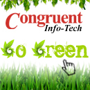 Congruent's Go Green initiative